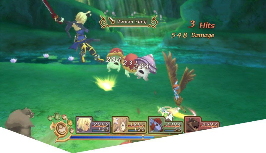 Tales of Symphonia Chronicles - PS3
