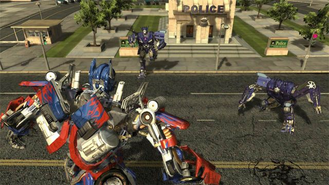 Transformers Rise of the Dark Spark - PS3