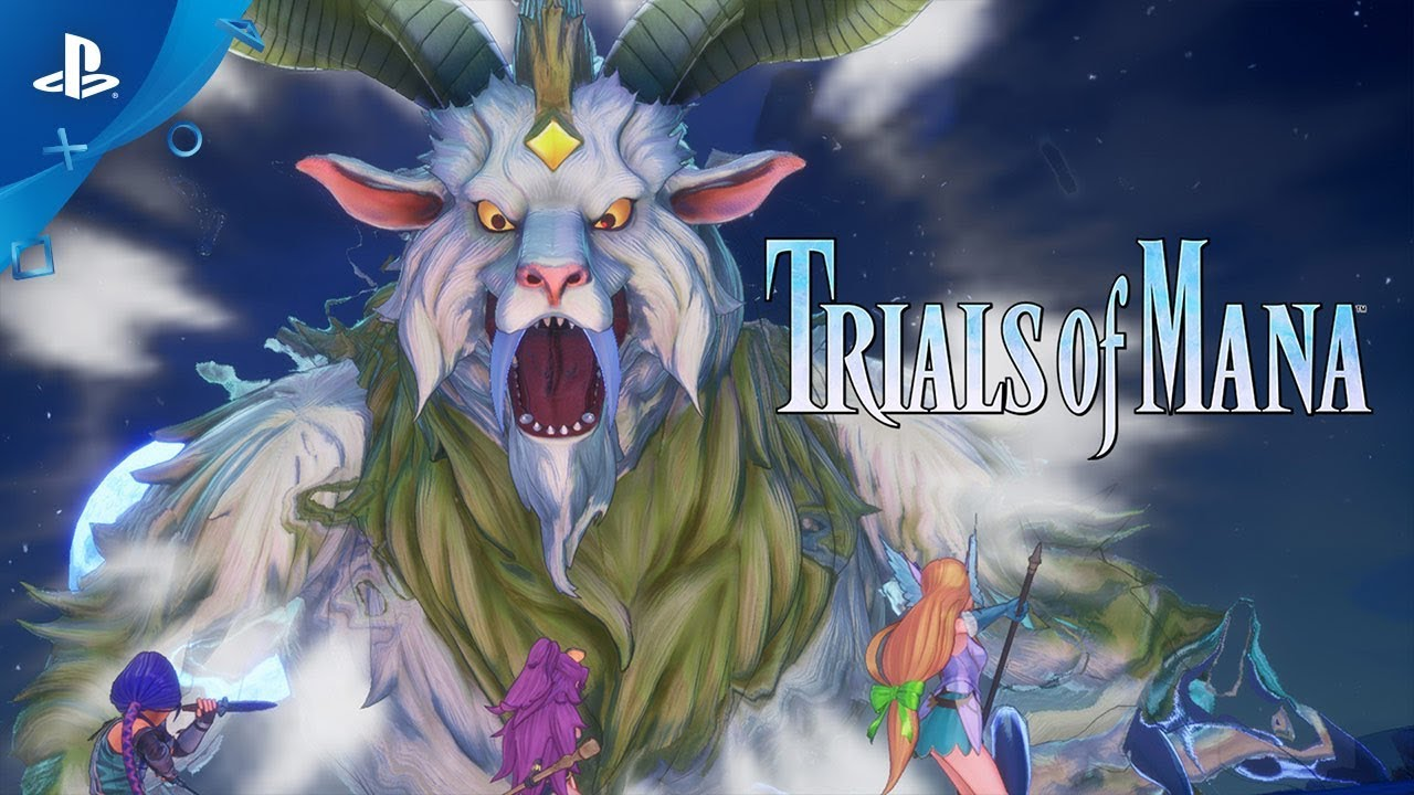 Trials of Mana - PS4