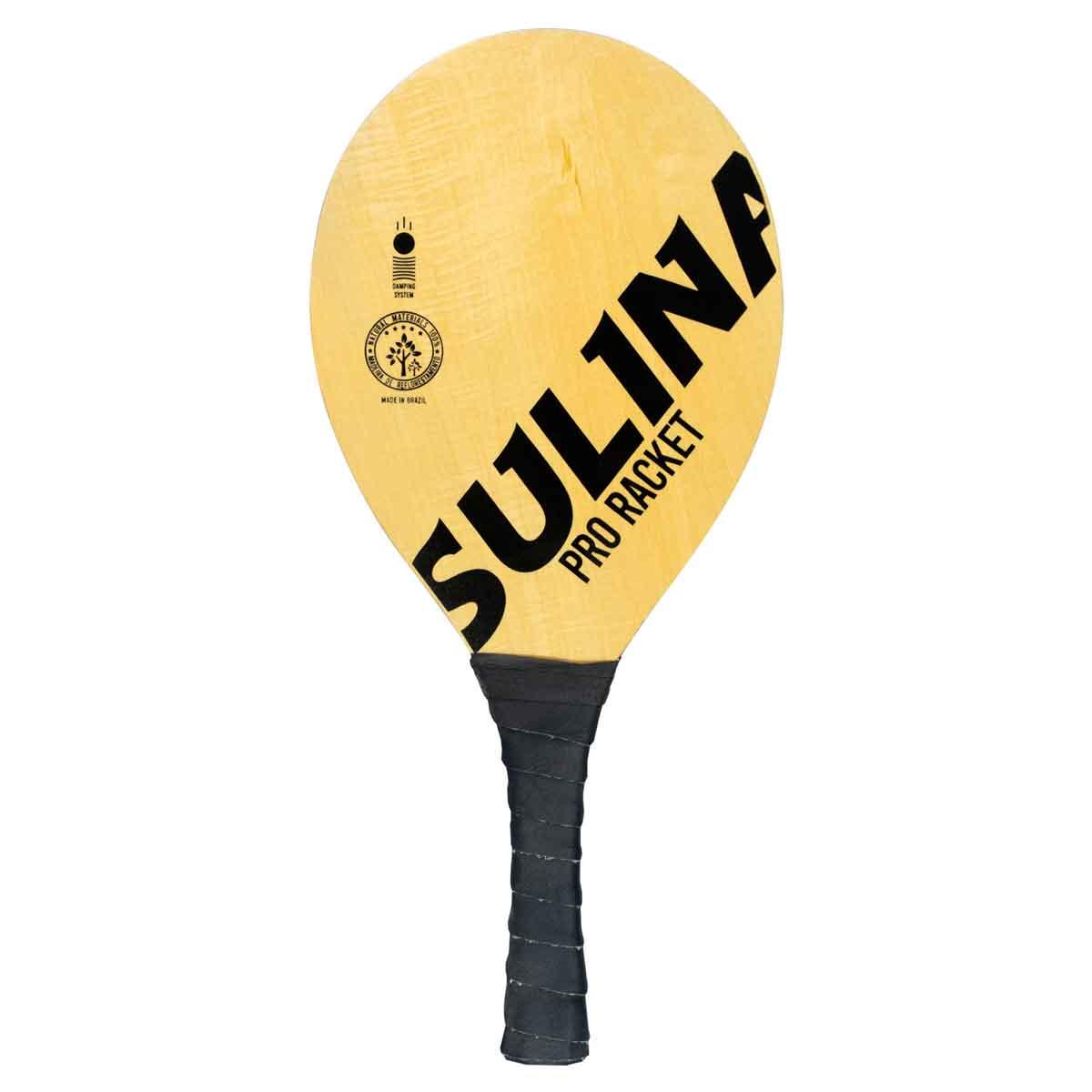 Raquete De Frescobol Profissional Sulina Premium II