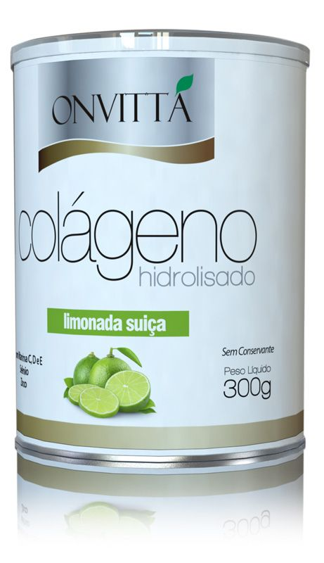Colágeno sabor Limonada Suiça