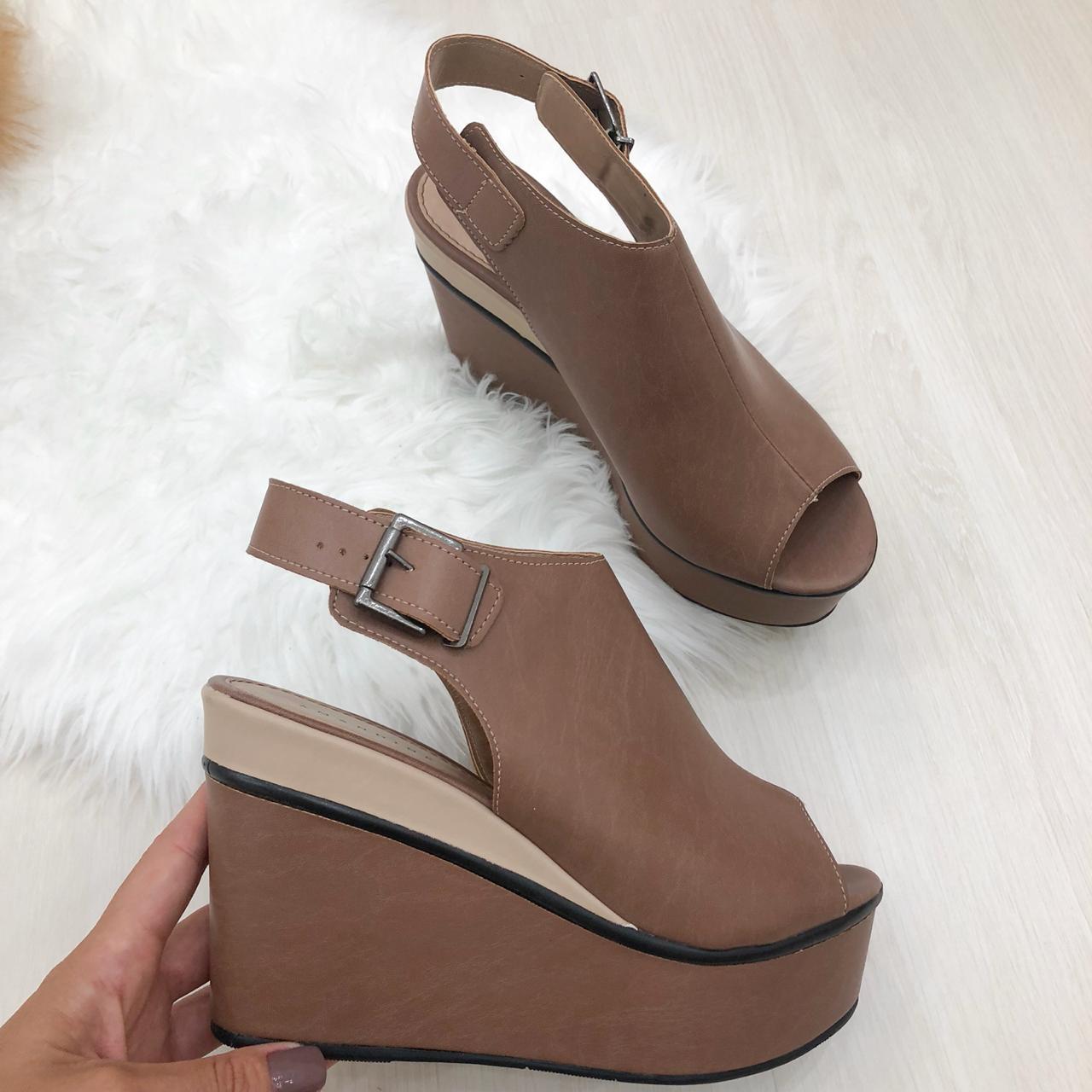607dd0b038 sandalias sandalia plataforma cordaAmandine Shoes