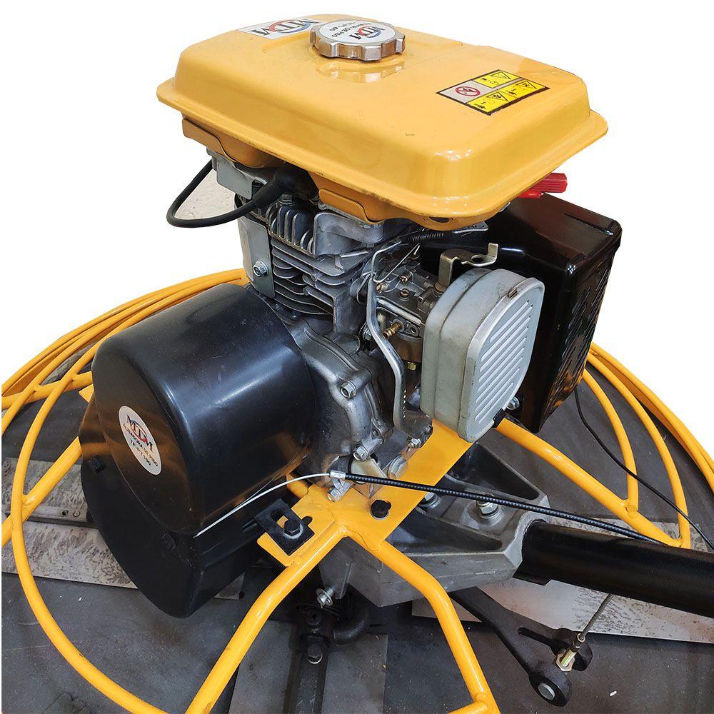 Alisadora de Piso a Gasolina - Refrigerado a Ar - 5HP