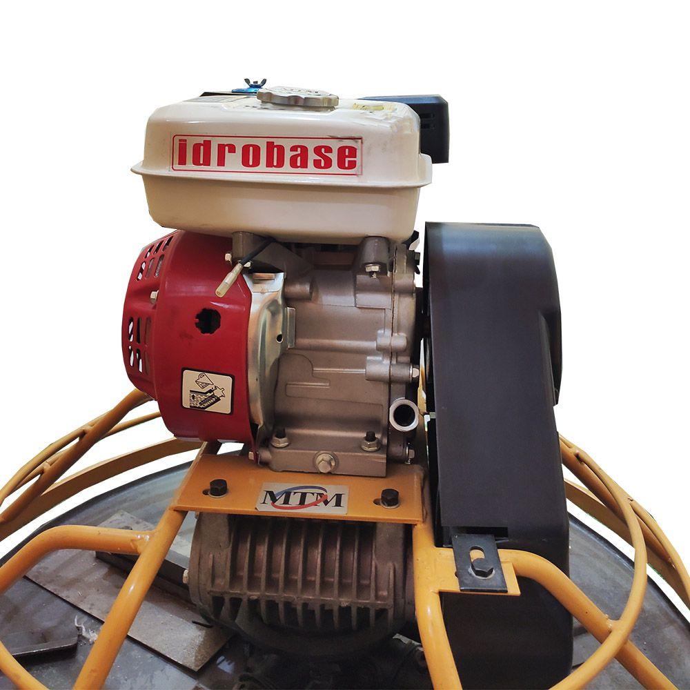 Alisadora de Piso - A Gasolina - Refrigerado a Ar 6,5HP