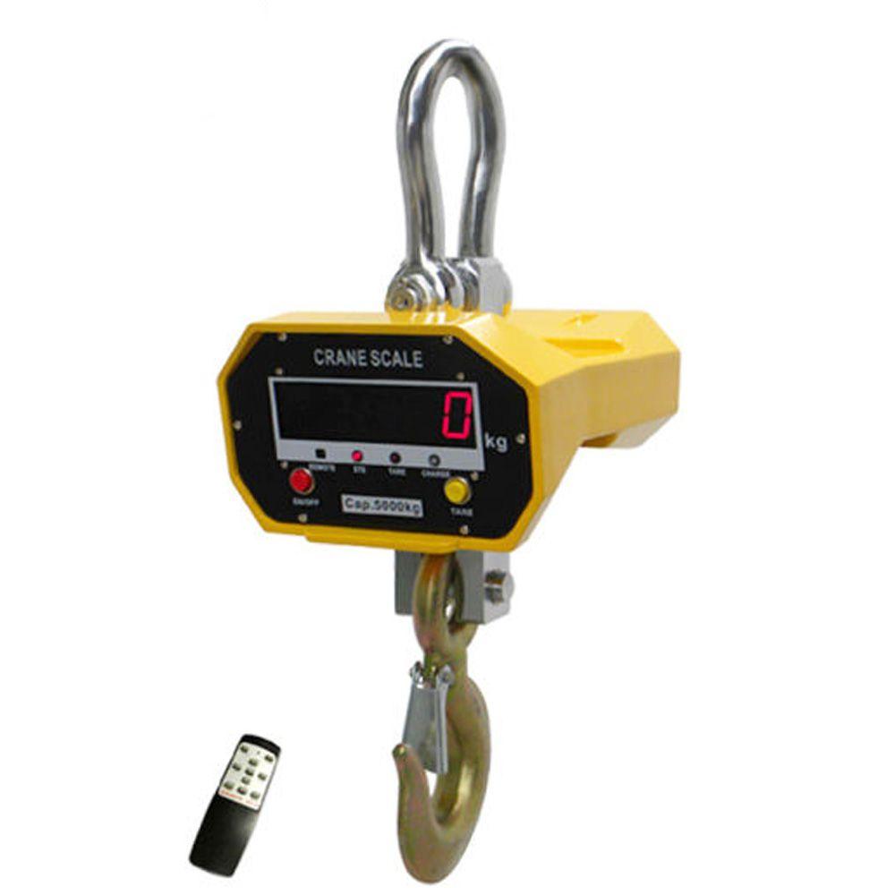 Balança De Içamento Digital - Com Controle Remoto - 1 T