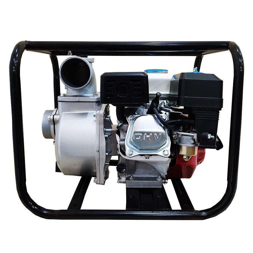 Bomba De Água a Gasolina 62cc - 6,5HP - 80mm