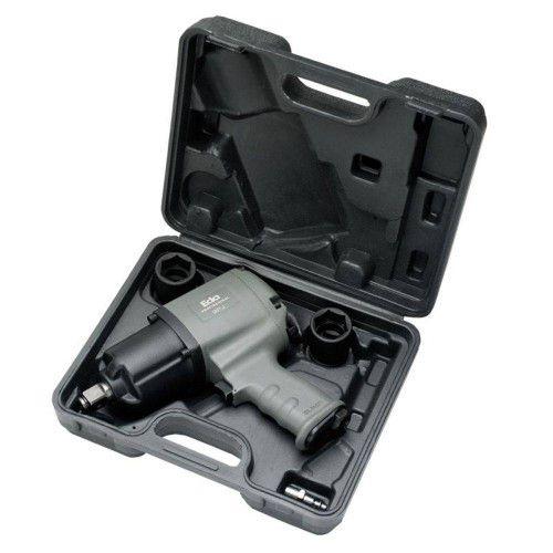 """Chave de Impacto 1/2"""" 51KGF - M.Pesada - Kit Pneumático"""