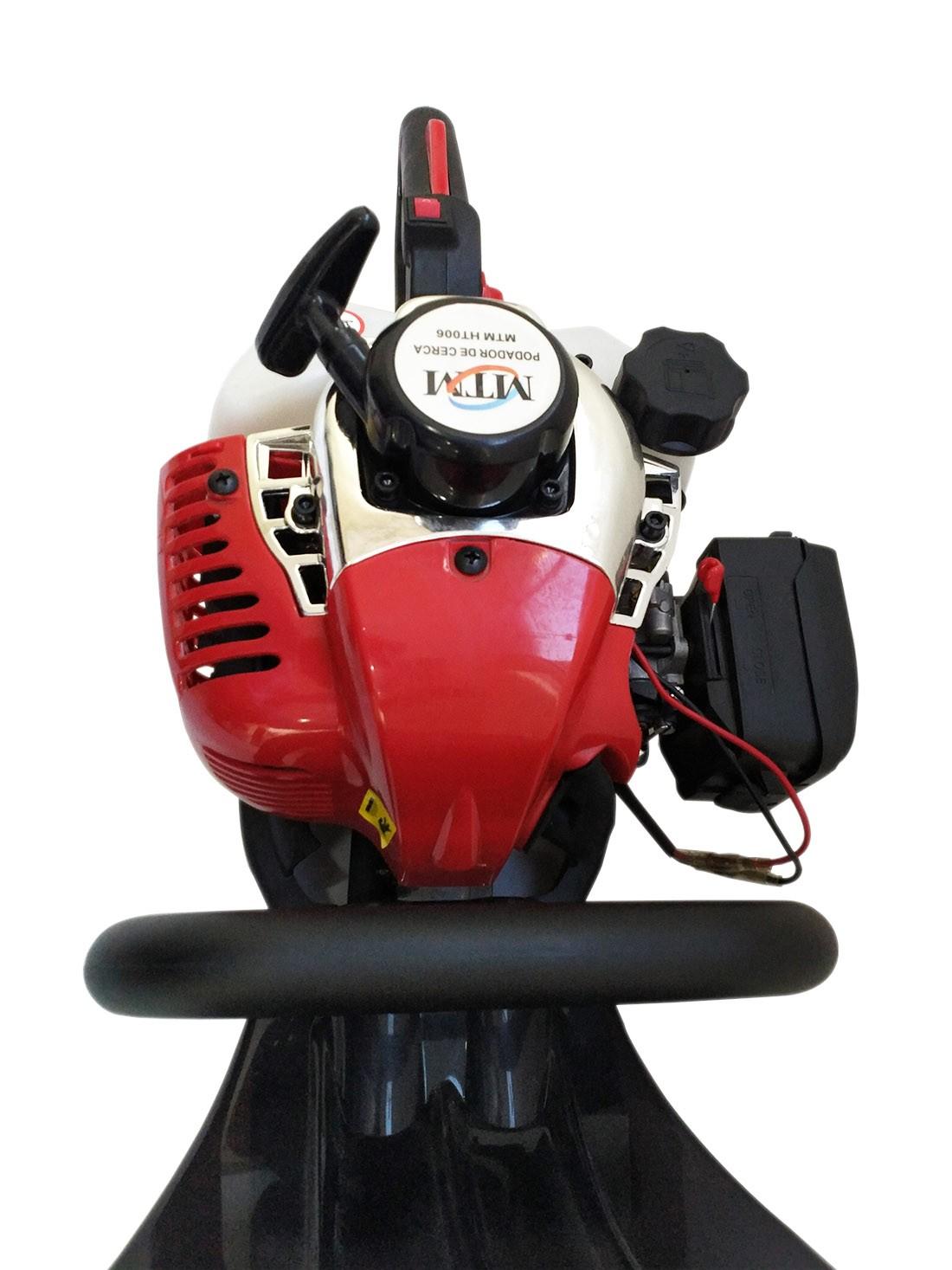 Cortador Podador (Cerca Viva) a Gasolina 2T - 0,8KW - 22,5CC - 2600RPM