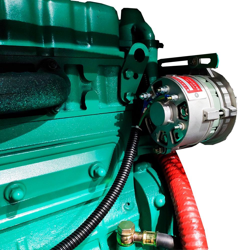 Gerador 65KVA/52KW 4cc Cabinado Diesel Painel ATS 110/220V