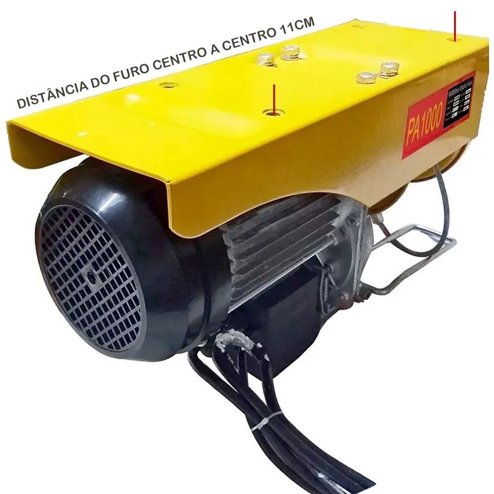 Guincho Elétrico PA1000 - 1000Kg - 12m 220v 60hz - Sem Troller