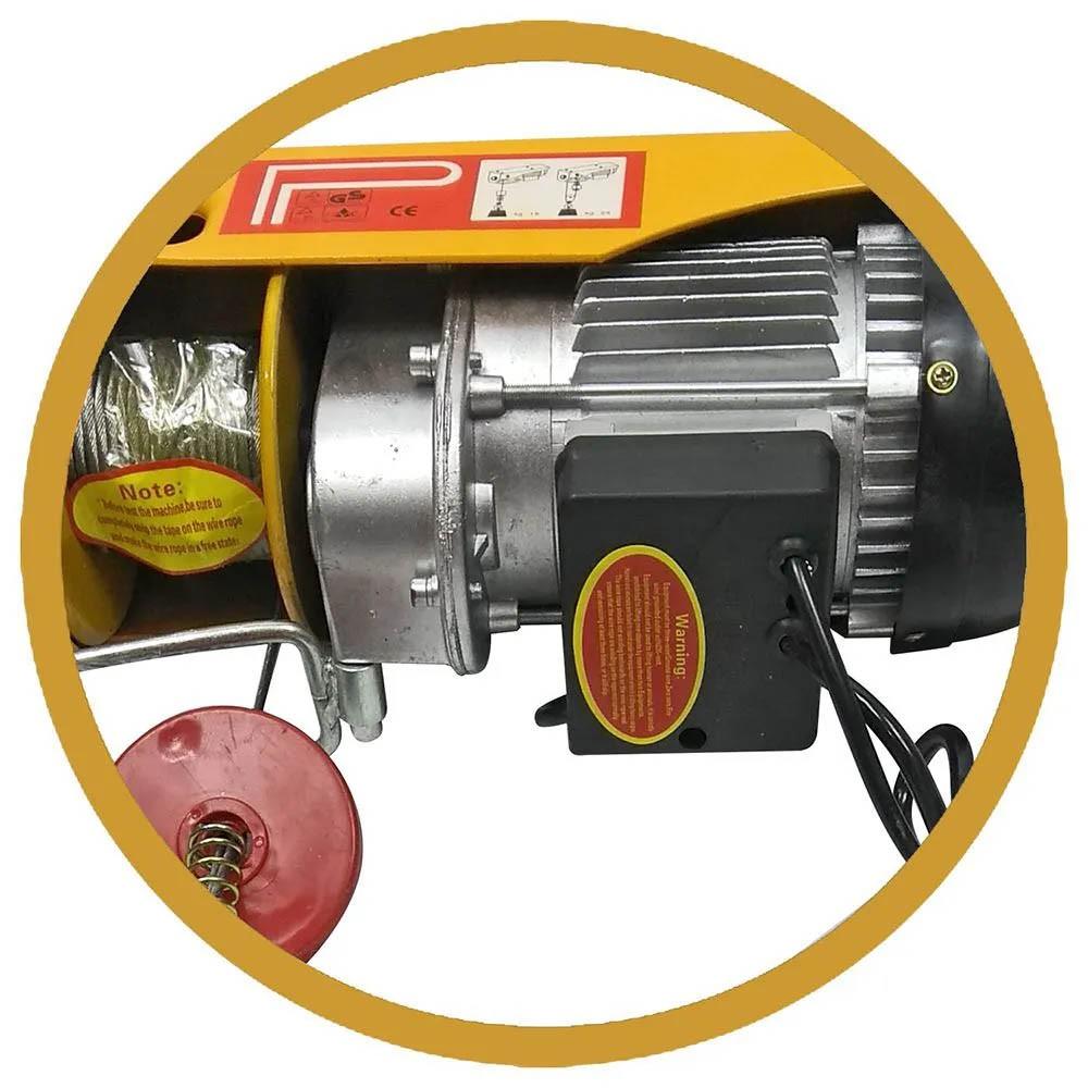 Guincho/Talha Elétrica PA200 - 100- 200kg - 220v - 12 Metros