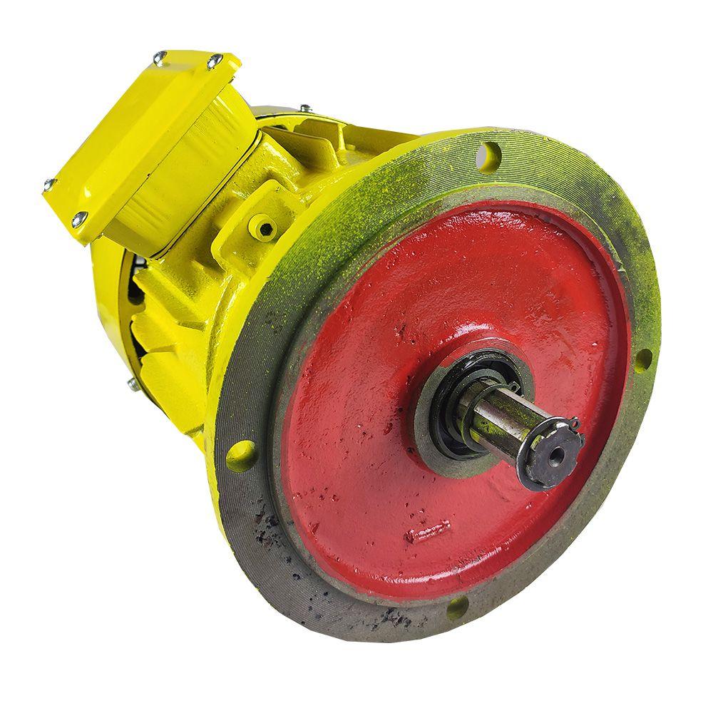Motor Para Cabeceira de Ponte Rolante 220v Capac. 3 ou 5 Toneladas