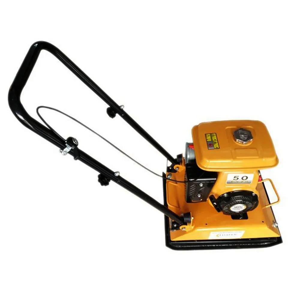 Placa Vibratória (Compactador de Solo) a Gasolina 6,5hp