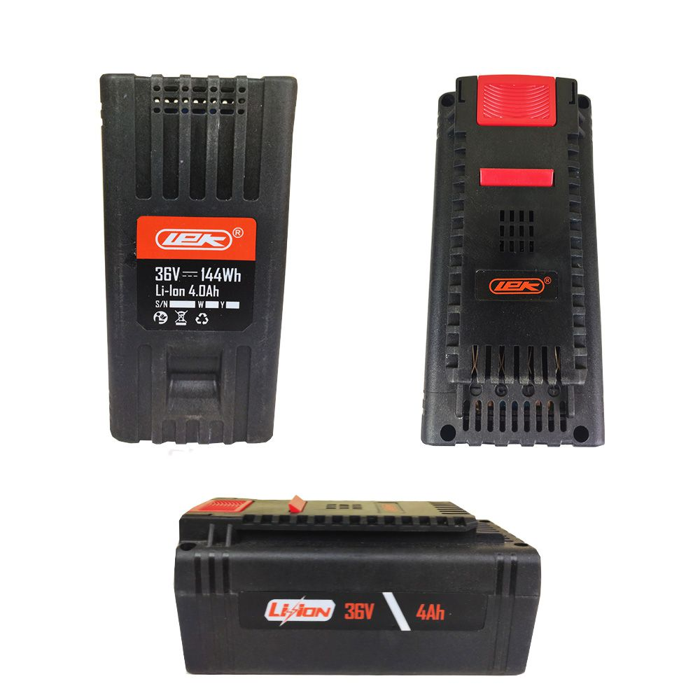 Roçadeira 2hp com Bateria Lithium 36v