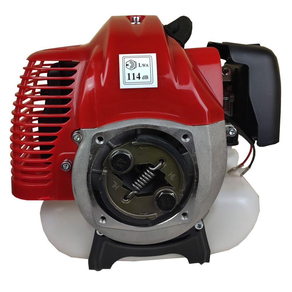 Roçadeira Corta Grama a Gasolina - 52cc-1,25 KW/6500-7000rpm