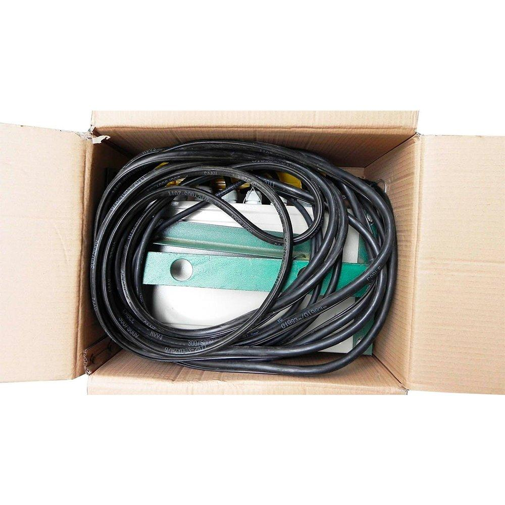 Talha Elétrica 2 Ton CD1 9m de Cabo de Aço Troller 220/380v 60hz