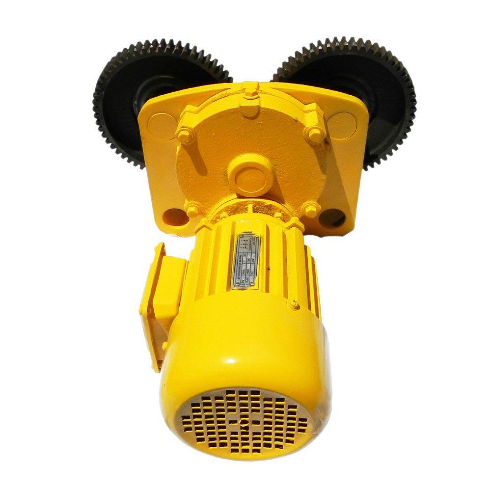 Talha Elétrica 3 Toneladas CD1 (Uma Velocidade) - 9m de Cabo de Aço - Troller 220/380v 60hz