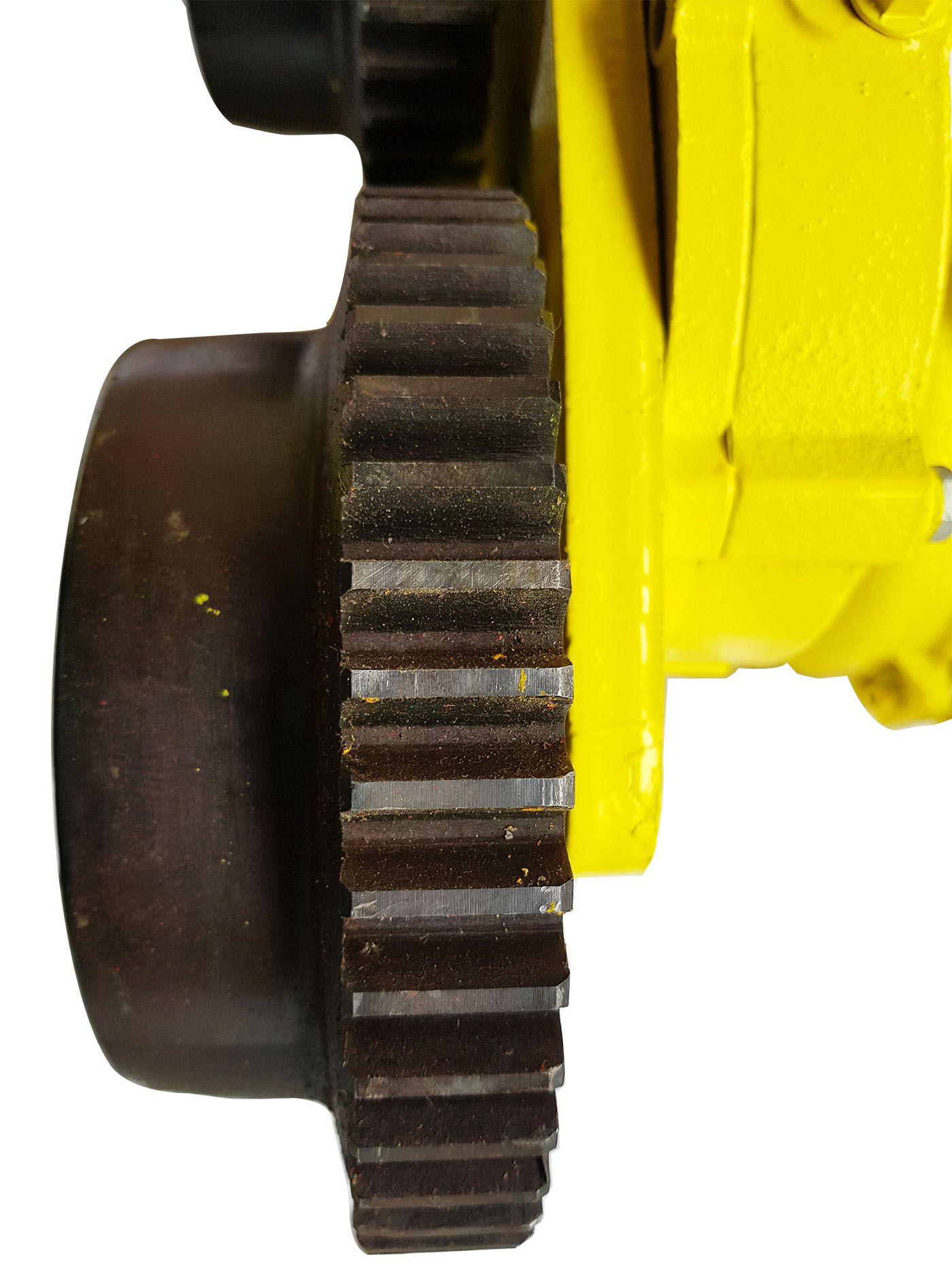 Talha Elétrica 5 Ton CD1  9m de Cabo Aço Troler 220/380v