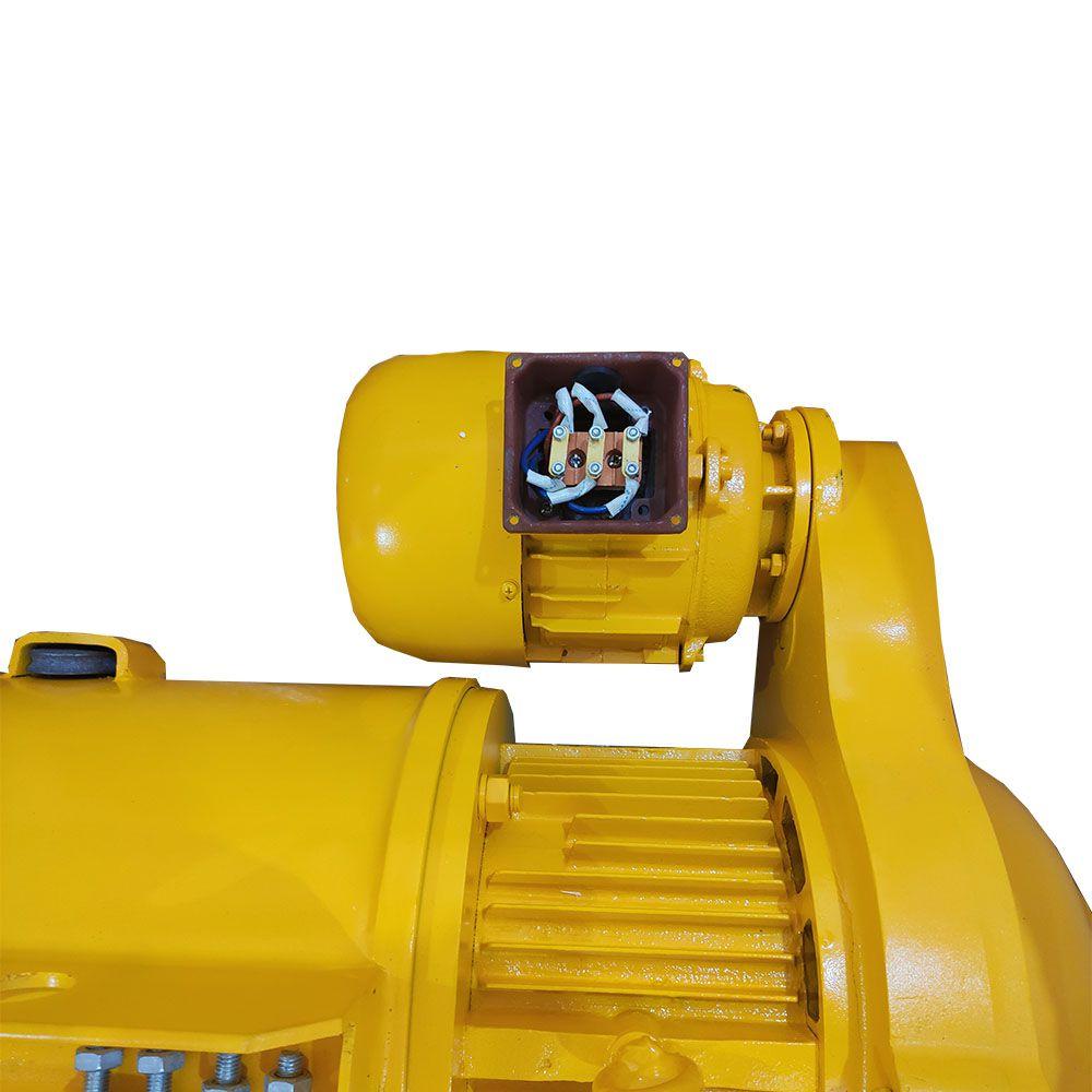 Talha Elétrica 5 Toneladas MD1 (Dupla Velocidade) -  9m de Cabo Aço - Troller 220/380v 60hz