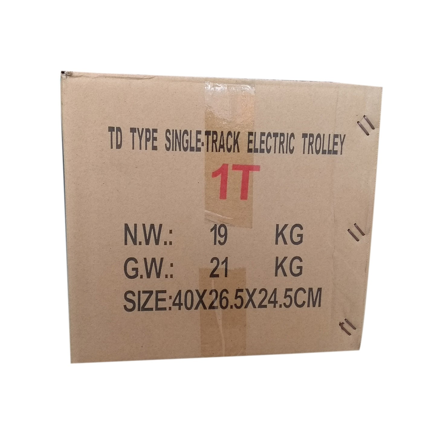 Troler Elétrico Para Talhas PA1000  - 1 Tonelada 220V