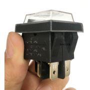 Botão Liga Desliga p/ Aspirador APV 1240 Vonder  68.97.124.127