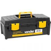 Caixa Plástica Ferramentas Baú 420x170x200mm VD4038 Vonder