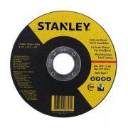 "Disco Corte Fino Metal Inox4 1/2""X1,0mmX7/8"" Stanley STA8061"