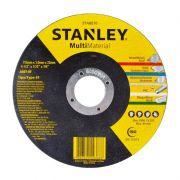 Disco Corte Fino Multimaterial 115mmx1,0mmx22mm Stanley STA8070