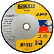 "Disco Corte Inox HP2 9"" x 2,0mm x 7/8"" Dewalt DW84902"
