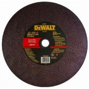 "Disco de Corte - Metal 12"" X 2,4mm X 1"" DeWALT DW44620"