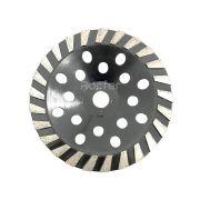 Disco de Desbaste Diamantado 175mm P/ Concreto JRC DDD175MM