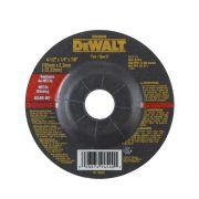 Disco de Desbaste - Metal 4 1/2'' X 6,3mm X 7/8'' DeWALT DW44540