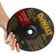 Disco de Desbaste - Metal 9'' X 6,3mm X 7/8'' DeWALT DW44610