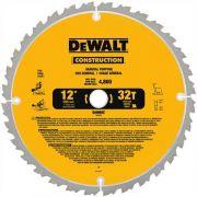Disco De Serra Circular 32 Dentes Dw3123 Dewalt Madeira
