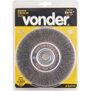 Escova Circular 6X1/2X1/2 AC Vonder 6325612120