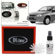 Filtro De Ar Esportivo Inflow Gm Corsa Hpf1300