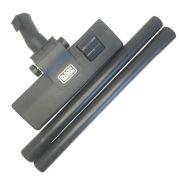 Kit Escova Multiuso + Tubo de Extensão Aspirador A4, A2, AP4000, AP2000, A6 Black e Decker.