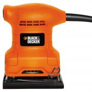 Lixadeira Orbital de 1/4?  220v Bs200  Black & Decker - 200W