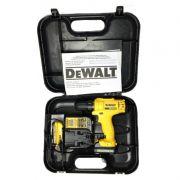 Parafusadeira 12v Dewalt DCD700 c/ 2 Baterias + Maleta