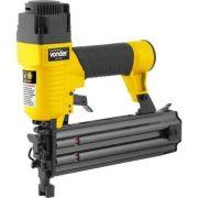 Pinador Pneumático Capacidade De 15 A 50 Mm Ppv500 Vonder + 2500 Pinos 20mm