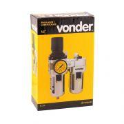 Regulador lubrificador RL 120 VONDER 6248120001