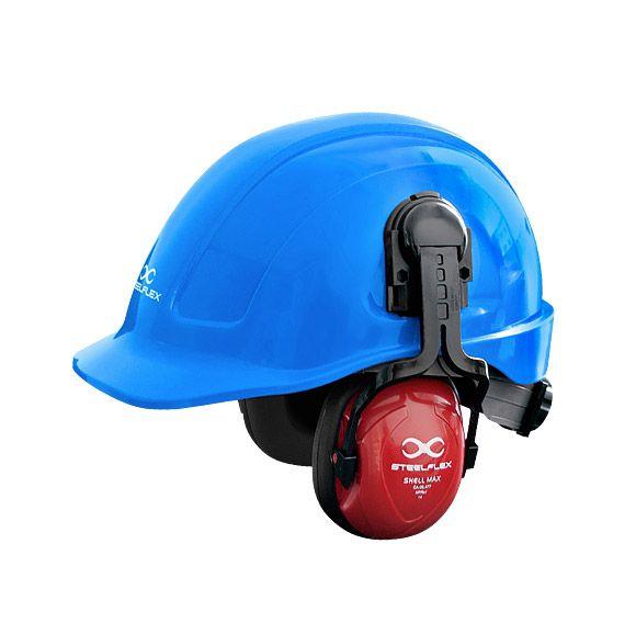 PROTETOR AUDITIVO ACOPL CAPACETE EM ABS 14DB - UN - 490531471 - STF-PAAC31471