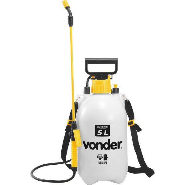 Pulverizador 5,0L Compreensão Prévia PL005 Vonder 6240005000