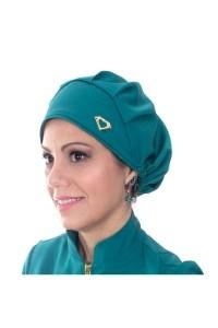 Touca cirúrgica Verde Esmeralda