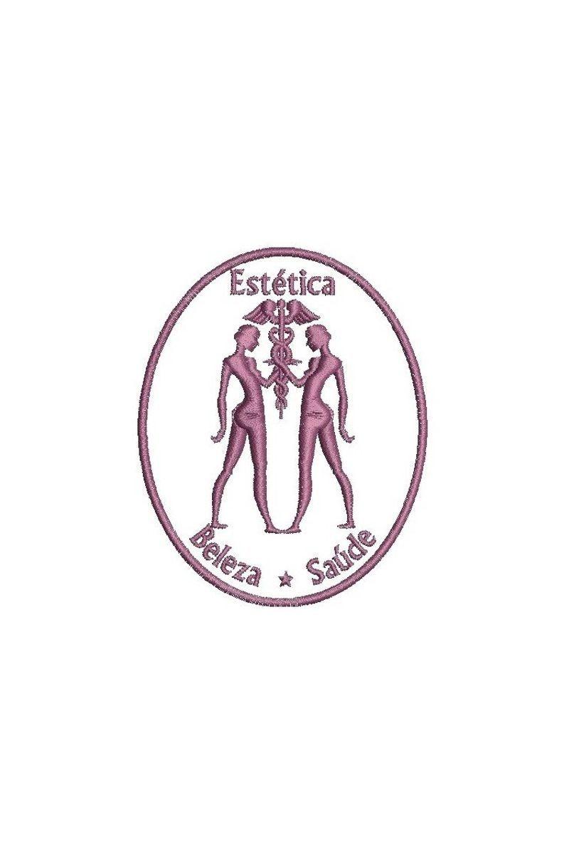 Bordado do símbolo da profissão - Estética