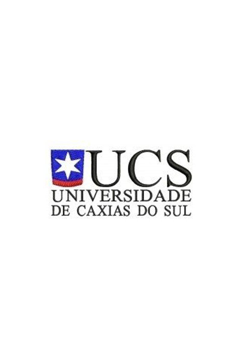 Bordado Instituição de ensino - UCS