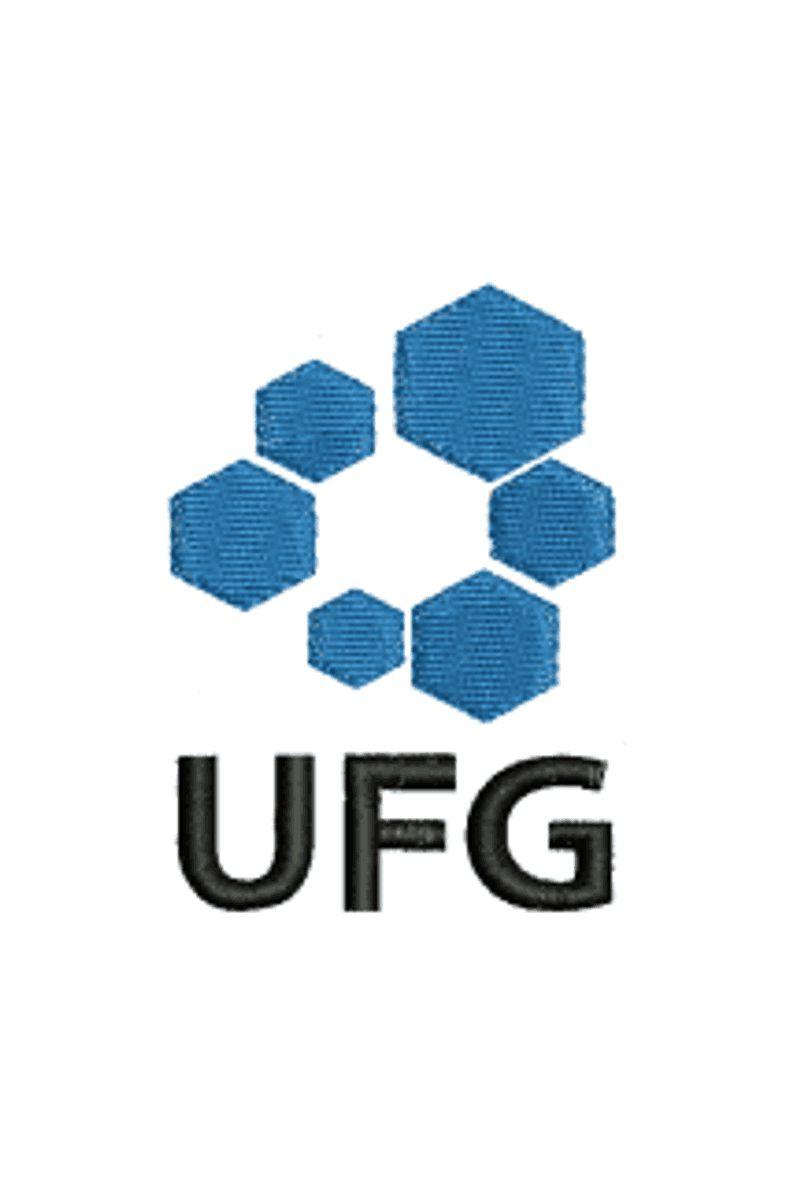 Bordado Instituição de ensino - UFG