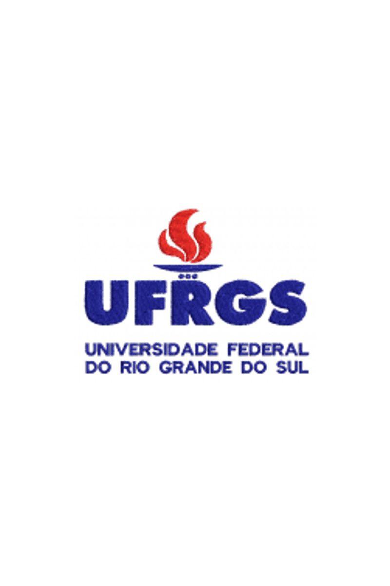 Bordado Instituição de ensino - UFRGS
