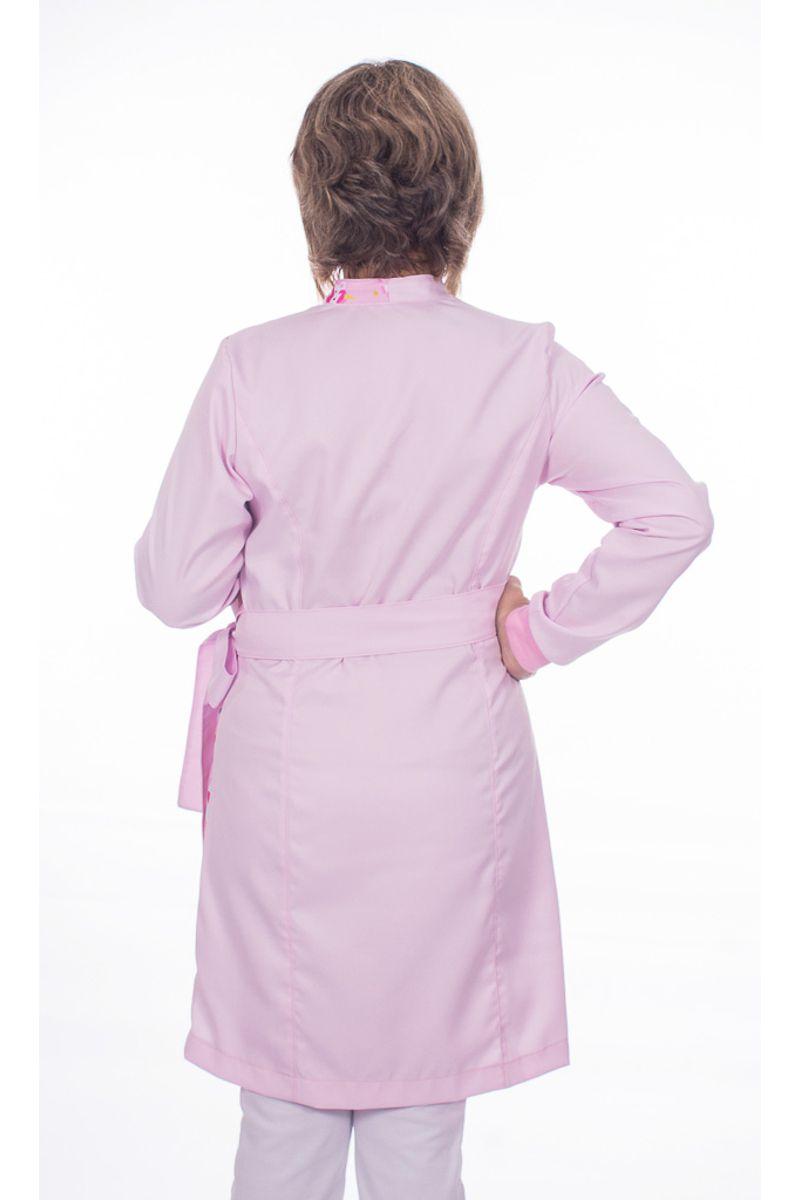 Jaleco feminino gestante - Modelo Dolce Unicórnios