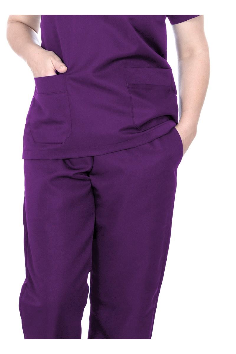 Scrub feminino Liso - Violet